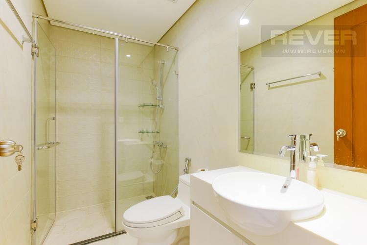 Phòng Tắm Căn hộ Vinhomes Central Park tầng cao Landmark 1 nội thất mới, tiện nghi đầy đủ