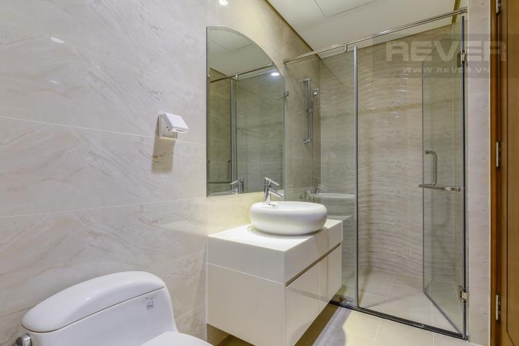 Phòng Tắm 2 Cho thuê căn hộ Vinhomes Central Park tầng cao, 3PN rộng rãi, view nội khu