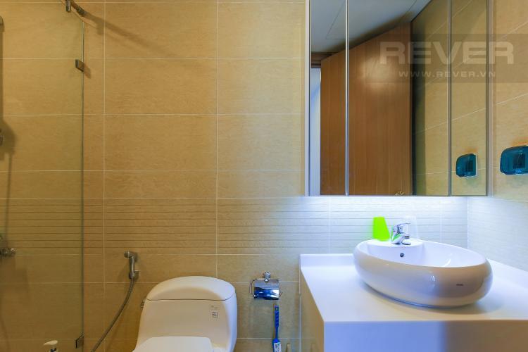 Phòng Tắm 1 Căn hộ Vinhomes Central Park tầng thấp 2 phòng ngủ Park 6