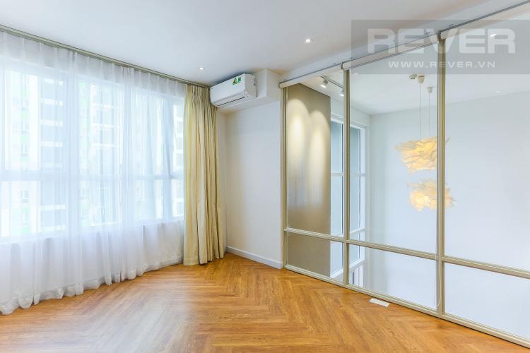 Phòng Ngủ 2 Căn hộ Vista Verde tầng trung, tháp Orchid, 3PN