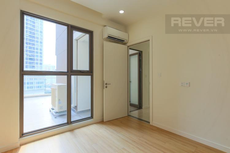 Phòng Ngủ 2 Cho thuê căn hộ Masteri Millennium tầng trung, 2PN, có ban công