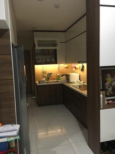 Phòng bếp Jamila Khang Điền, Quận 9 Căn hộ Jamila Khang Điền tầng thấp, ban công hướng Đông Nam mát mẻ.