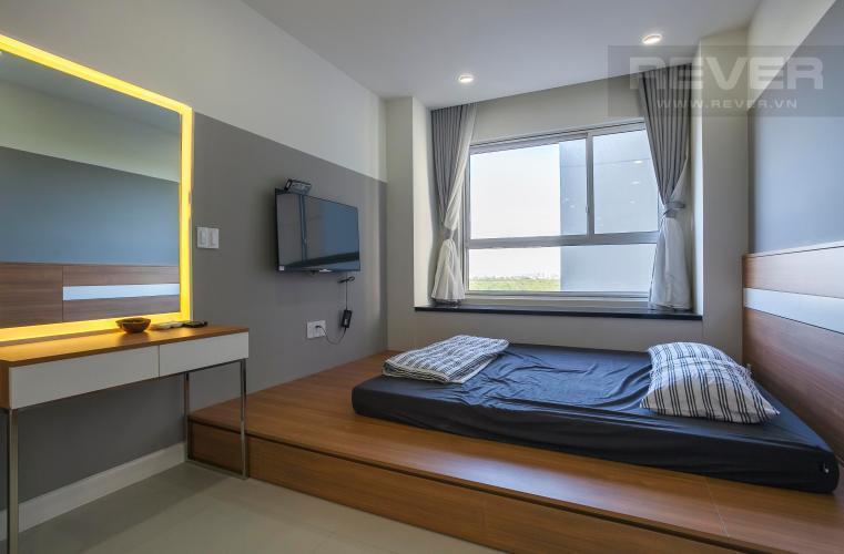 Phòng Ngủ Bán hoặc cho thuê căn hộ Lexington Residence tầng trung, 1PN, đầy đủ nội thất