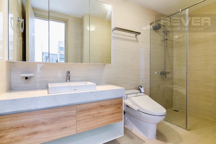 Phòng Tắm Căn hộ New City Thủ Thiêm tầng trung tòa Babylon full nội thất