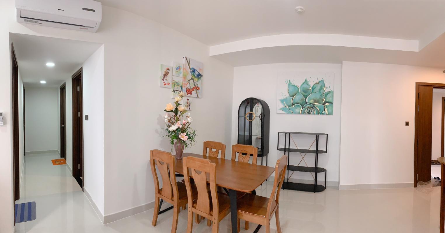 fa58b8398f11694f3000 Bán hoặc cho thuê căn hộ Saigon Royal 3PN, tháp A, đầy đủ nội thất, view sông và Bitexco