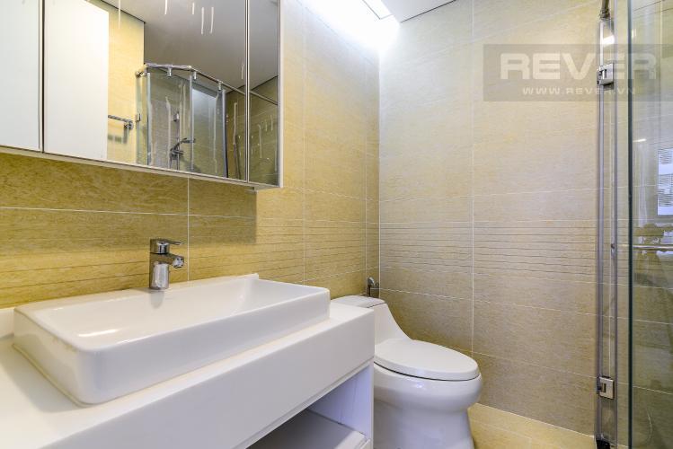 Phòng Tắm 1 Căn hộ Vinhomes Central Park tầng cao, Park 3, 3 phòng ngủ, full nội thất
