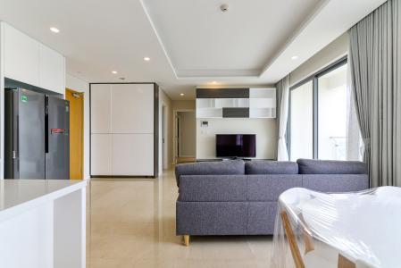 Cho thuê căn hộ Diamond Island - Đảo Kim Cương 2PN, tháp Maldives, đầy đủ nội thất, view sông thoáng mát