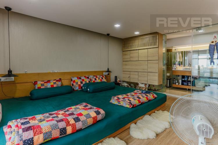 Phòng Ngủ Tầng 1 Căn hộ Phú Hoàng Anh tầng cao, tháp B, full nội thất