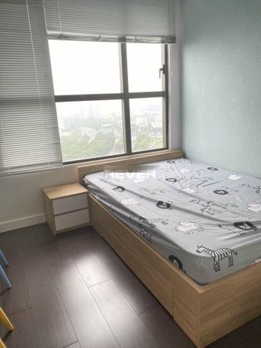 Phòng ngủ căn hộ The Sun Avenue, Quận 2 Căn hộ The Sun Avenue tầng cao view thành phố, nội thất đầy đủ.