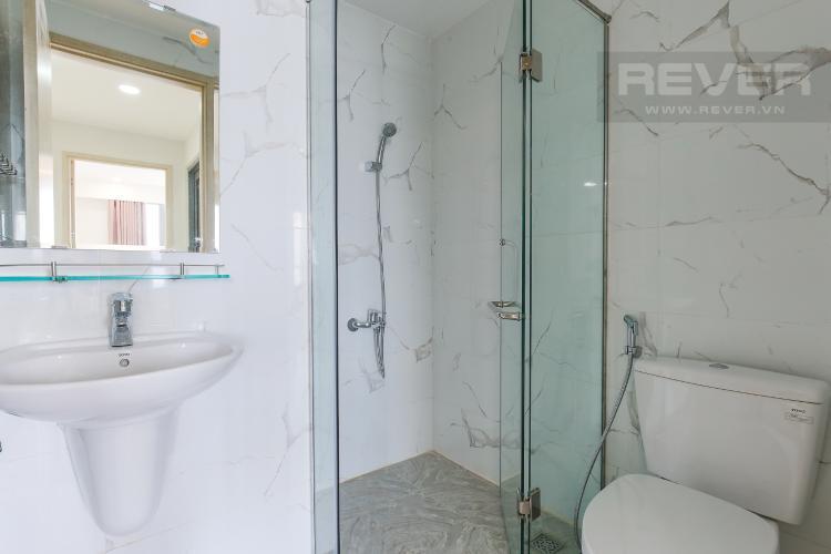 Phòng Tắm 2 Căn hộ The Gold View 2 phòng ngủ tầng cao tháp B nội thất đầy đủ
