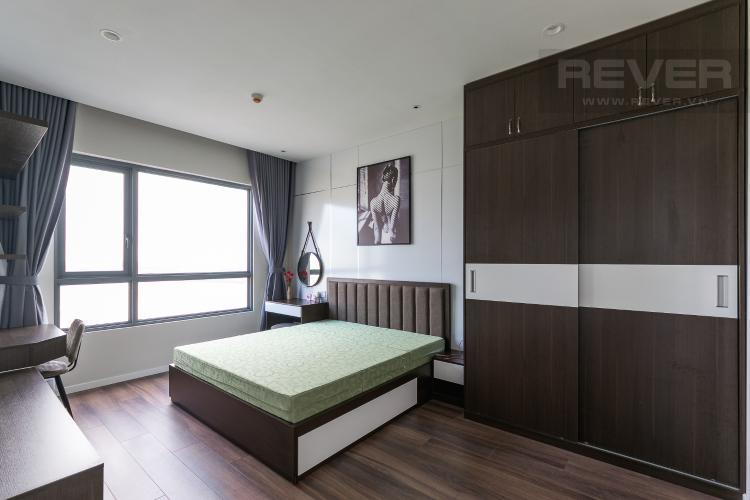 Phòng Ngủ Căn hộ Diamond Island - Đảo Kim Cương tầng cao, 3PN, nội thất đầy đủ, view sông