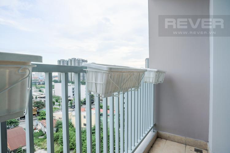 Ban Công Bán căn hộ Luxcity tầng trung, 2PN, đầy đủ nội thất, view đẹp