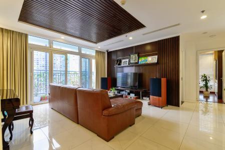 Bán căn hộ Vinhomes Central Park tầng trung 3 phòng ngủ, diện tích lớn