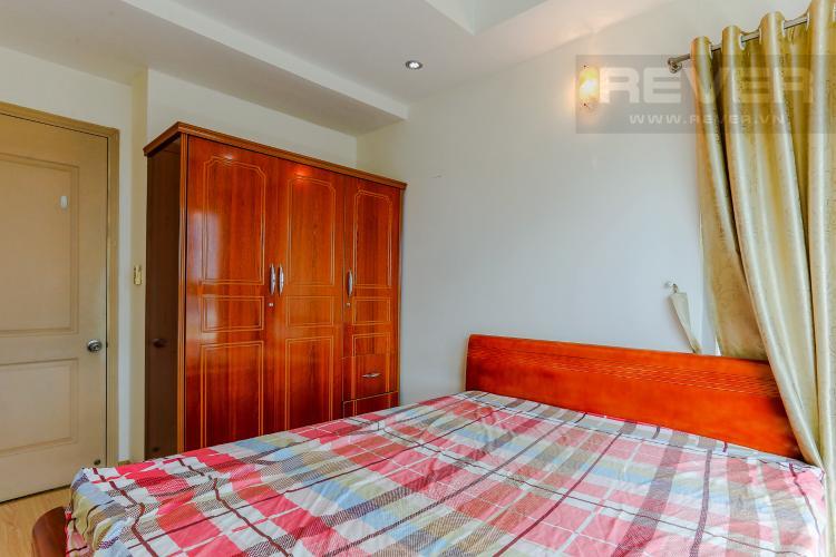 Phòng Ngủ 2 Căn hộ Dragon Hill Residence and Suites tầng cao, tháp B, 2 phòng ngủ, full nội thất