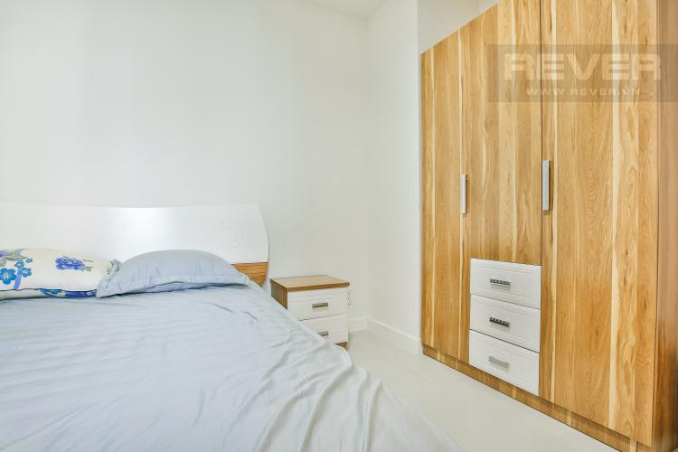 Phòng Ngủ 2 Căn hộ Lexington Residence trung tầng LD thiết kế đẹp, view hồ bơi