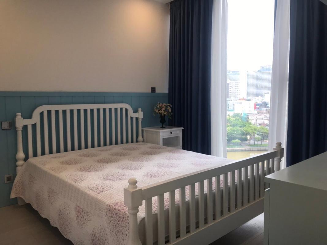 0c363cf925abc3f59aba Cho thuê căn hộ Vinhomes Golden River 1 phòng ngủ, tháp The Aqua 1, đầy đủ nội thất, view sông thoáng mát