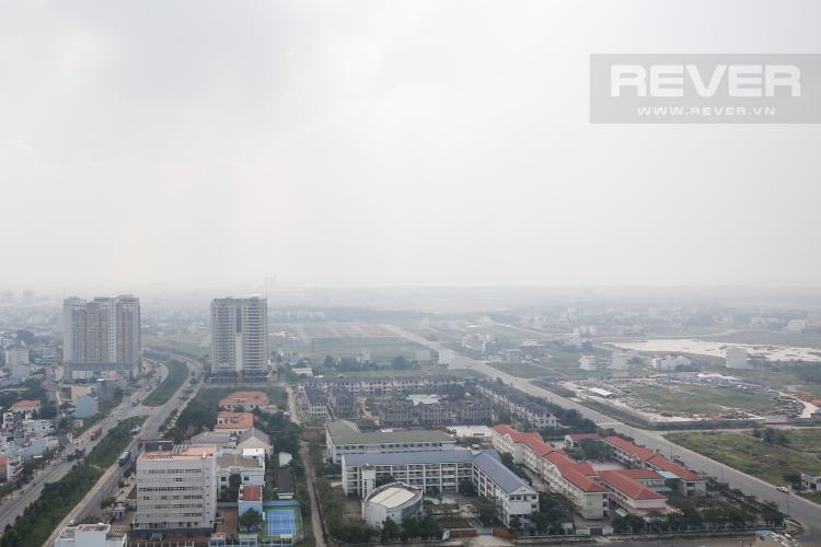 View Căn hộ Vista Verde tầng thấp, tháp T2, 2 phòng ngủ, view sông