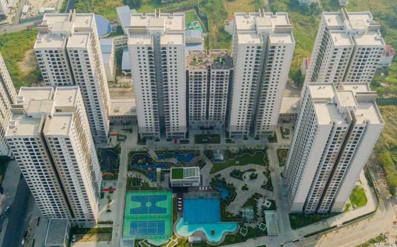 Saigon South Residence  Căn hộ Saigon South Residence ban công hướng Đông, đầy đủ nội thất.