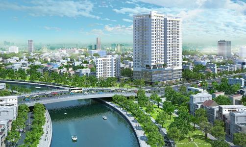 Căn hộ Vinhomes Golden River tầng thấp, tháp Aqua 3, 3 phòng ngủ, hướng Đông Bắc, view sông