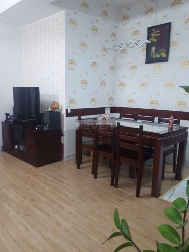 Căn hộ chung cư Lê Thành hướng Nam đầy đủ nội thất tiện nghi.