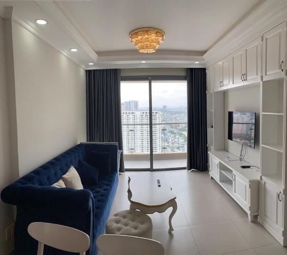 can-ho-THE-GOLD-VIEW Cho thuê căn hộ The Gold View 2PN, tháp A, diện tích 80m2, đầy đủ nội thất