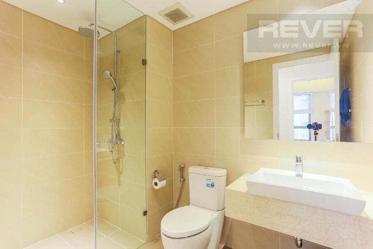 Toilet 1 Căn hộ Diamond Island - Đảo Kim Cương tầng cao, 3PN đầy đủ nội thất, view hồ bơi