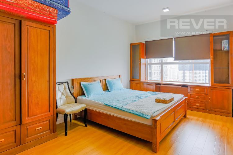 Phòng Ngủ 1 Căn hộ Sunrise City 2 phòng ngủ tầng cao W4 view hồ bơi