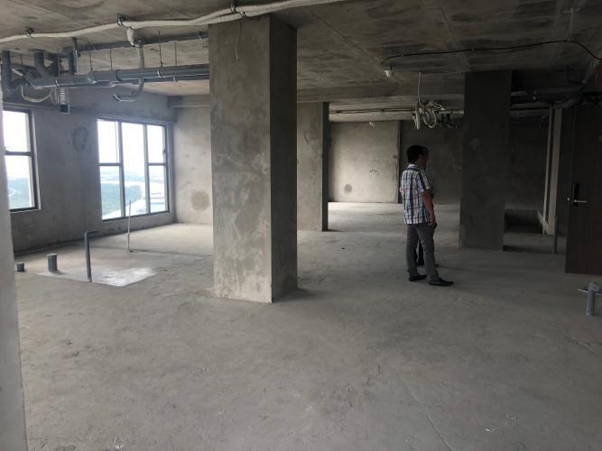 Căn hộ Saigon Royal, Quận 4 Căn hộ Saigon Royal thiết kế thông tầng, view Bitexco.