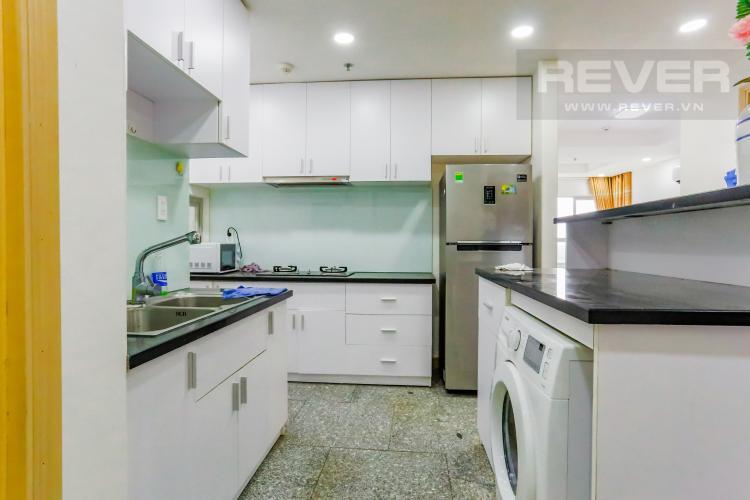 Phòng Bếp Căn hộ Dragon City Phú Long 3 phòng ngủ tầng thấp hướng Đông Bắc