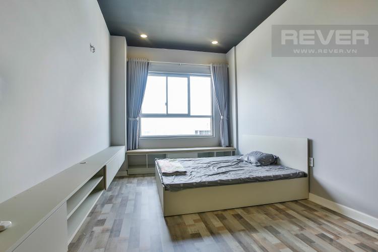 Phòng ngủ Căn hộ Lexington Residence tầng cao hướng Nam tháp LA