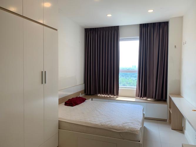 Phòng ngủ , Căn hộ Lexington Residence , Quận 2 Căn hộ Lexington Residence tầng 19 view thoáng mát, đầy đủ nội thất.