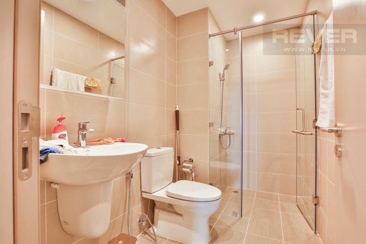 Toilet 2 Căn hộ The Gold View tầng cao A1 view sông, full nội thất
