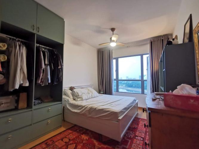 Phòng ngủ Palm Heights, Quận 2 Căn hộ Palm Heights nội thất đầy đủ, view Landmark 81.