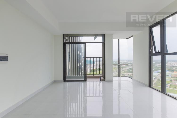 Phòng Khách Bán căn hộ Jamila Khang Điền 3PN, tầng cao, block C, nội thất cơ bản, hướng Đông Nam đón gió