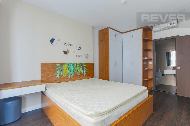Phòng Ngủ 1 Căn hộ The Tresor tầng cao, 2PN, đầy đủ nội thất