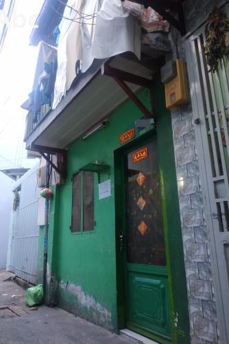 Bán nhà phố đường hẻm Đoàn Văn Bơ, phường 14, quận 4, diện tích đất 9m2, diện tích sàn 17.8m2, thiết kế hiện đại - tinh gọn