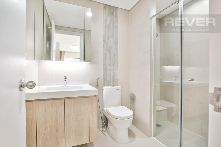 Toilet 2 Căn hộ Estella Heights 2 phòng ngủ tầng trung T1 hướng Đông Nam