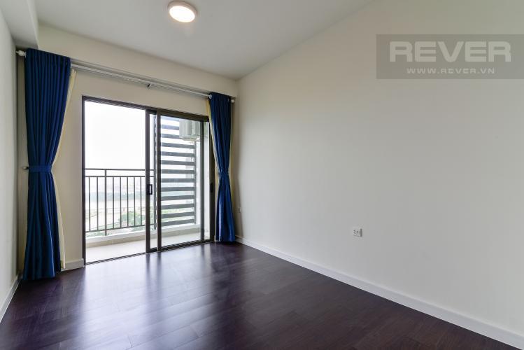 Phòng Ngủ 3 Cho thuê căn hộ The Sun Avenue 3PN, tầng cao, nội thất cơ bản, view sông thoáng mát