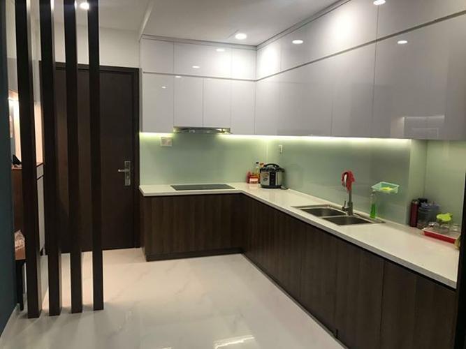 Bếp căn hộ SUNRISE RIVERSIDE Bán hoặc cho thuê căn hộ Sunrise Riverside 2PN, diện tích 70m2, đầy đủ nội thất, view hồ bơi