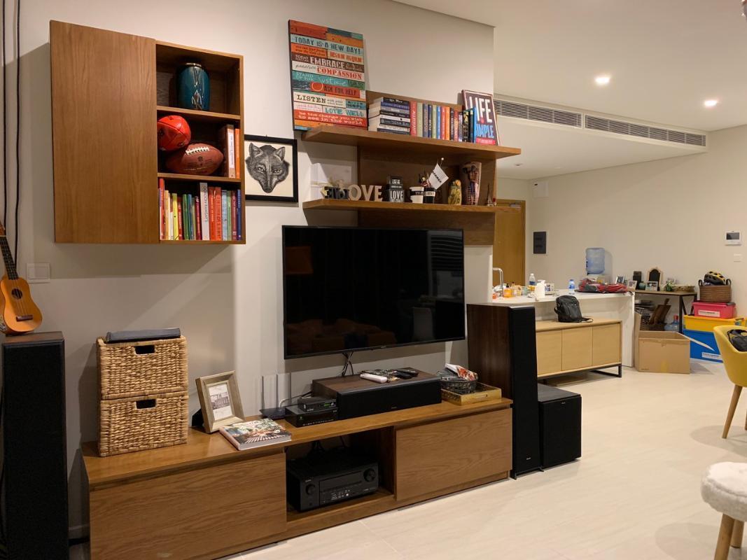 DKC 3pn Anh Huy 3 Bán hoặc cho thuê căn hộ Diamond Island - Đảo Kim Cương 3PN, diện tích 110m2, đầy đủ nội thất, căn góc view thoáng