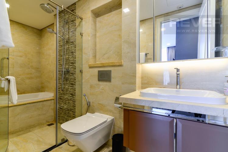 Phòng Tắm 2 Căn hộ Vinhomes Golden River 2PN tầng cao, view đẹp, đầy đủ nội thất