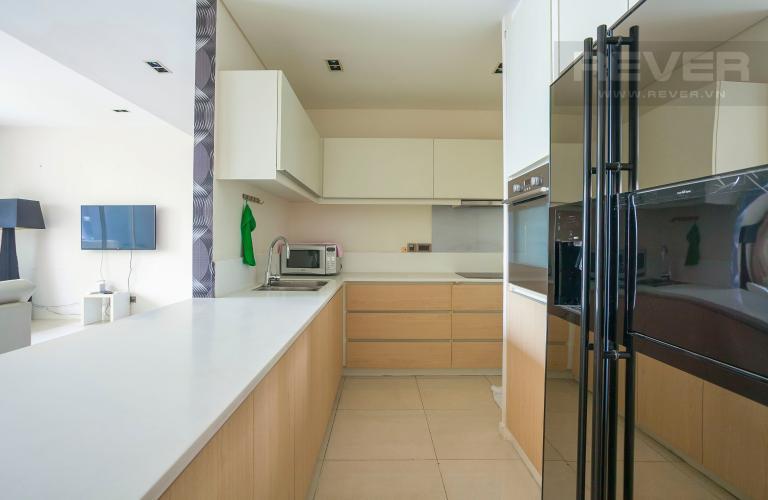 Nhà Bếp Căn hộ The Estella Quận 2 tầng trung 3 phòng ngủ đầy đủ tiện nghi