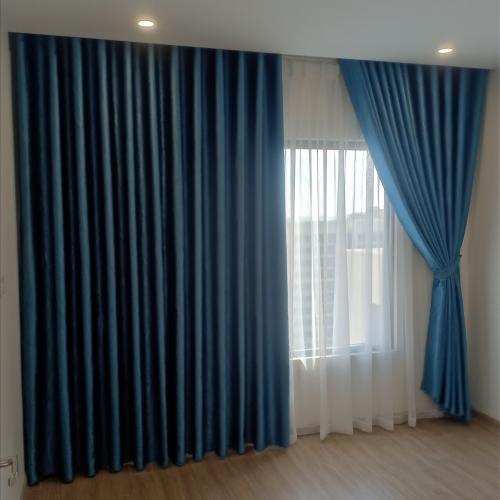 Phòng khách Vinhomes Grand Park Căn hộ Vinhomes Grand Park tầng cao ,view nội khu yên tĩnh thoáng mát.