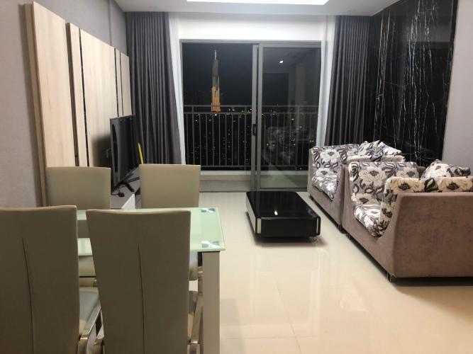 Cho thuê căn hộ The Sun Avenue 3 phòng ngủ tầng cao, diện tích 90.3m2