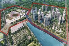 Keppel Land và Microsoft sẽ biến Saigon Sports City thành khu đô thị thông minh
