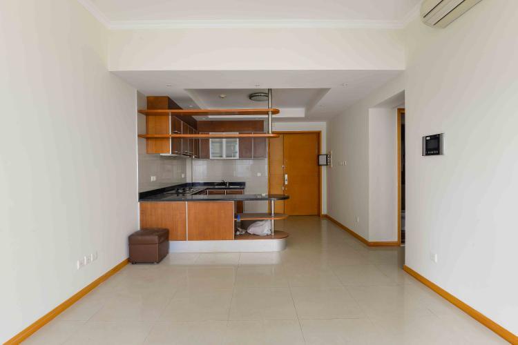 Cho thuê căn hộ Saigon Pearl tầng thấp, 2PN 2WC, hướng Nam thoáng mát