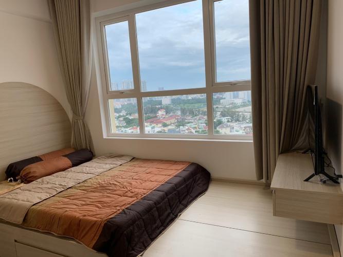 Phòng ngủ căn hộ Saigon Mia Căn hộ Saigon Mia tầng trung đầy đủ nội thất, tiện nghi cao cấp.