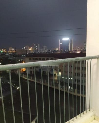 View Ngọc Lan Apartment Căn hộ Ngọc Lan nội thất cơ bản, view Phú Mỹ Hưng.