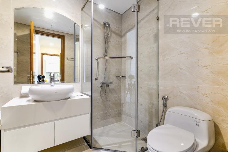 Phòng Tắm 2 Bán căn hộ Vinhomes Central Park tầng cao, 2PN, đầy đủ nội thất