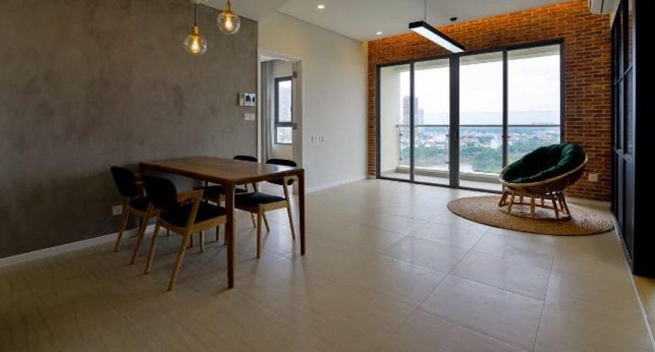 Phòng Khách căn hộ Diamond Island - Đảo Kim Cương Bán căn hộ Diamond Island - Đảo Kim Cương 2PN, tầng 10, đầy đủ nội thất